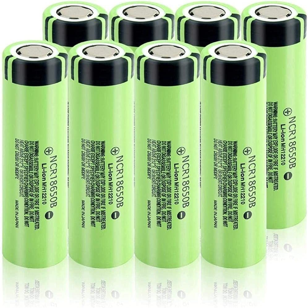 Rechargeable Battery New Lithium Ion 3.7 10440 Replacement Mail ...
