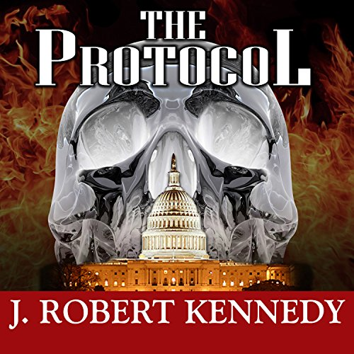 The Protocol audiobook cover art