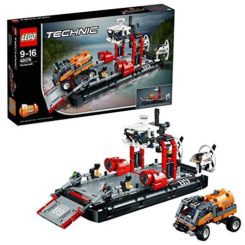 LEGO Technic Luftkissenboot 42076 Set für geübte Baumeister