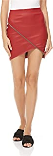 Miss Sixty Body Con Skirt For Women - Red