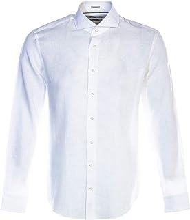 Thomas Maine Bari Shirt in White