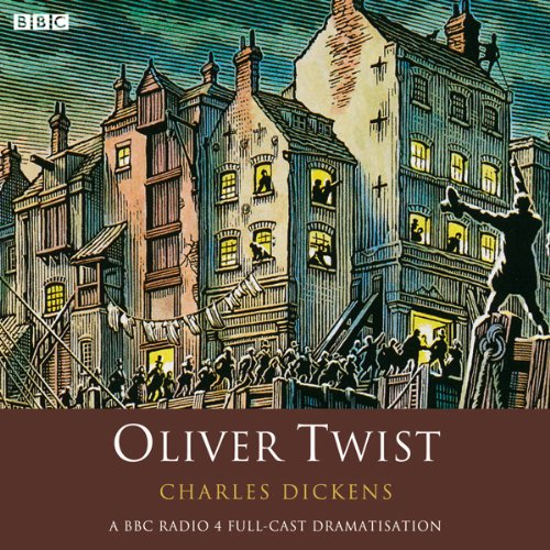 Oliver Twist (Dramatised) cover art
