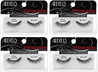 Ardell Fashion Lashes Black Demi Wispies Multipack