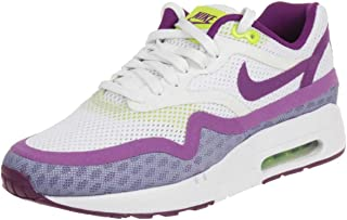 NIKE Air Max 1 Breeze WNS Women Sneaker Shoes New Classic White