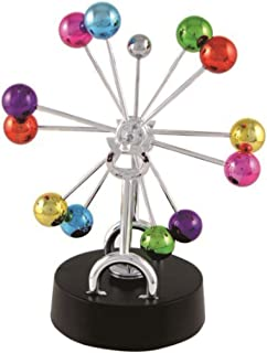 ScienceGeek Kinetic Art Universe - Electronic Perpetual Motion Desk Toy Home Decoration