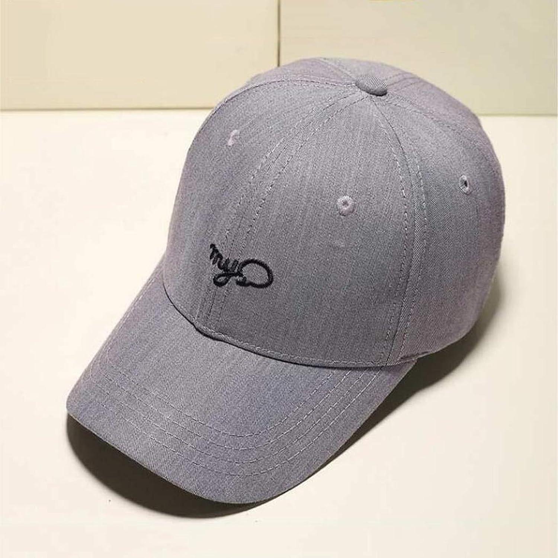 01f4d71bc HZB Grey Baseball Cap Leisure Sports Hat Men Women Sun ntreeu1671 ...
