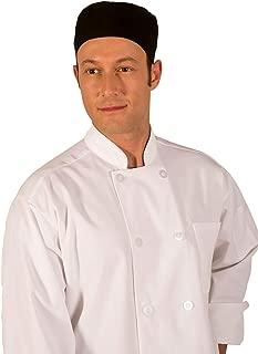 HILITE Uniform Classic Chef Coat Long Sleeve - White 550WH