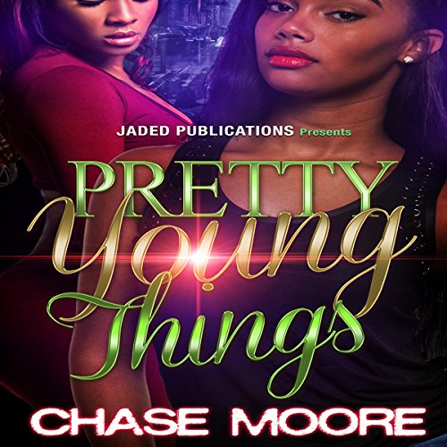 Pretty Young Things audiobook cover art