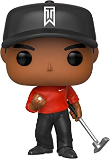 Funko Pop! Golf: Tiger Woods (Red Shirt), Action Figure - 44715