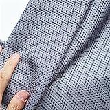 59 'Tela antideslizante antideslizante con gel de sílice (una capa) Vendido por metros para alfombra de costilla Cojín antideslizante