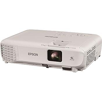 【旧モデル】EPSON プロジェクター EB-X05 3300lm 15000:1 XGA 2.5kg 無線LAN対応(オプション)
