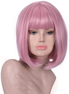 Best pink and purple lace front wig Reviews