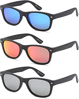 Polarized Sunglasses Men and Women 3 Pack