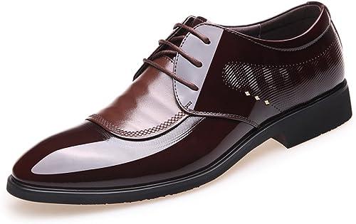 LEDLFIE zapatos De Cuero Real Para hombres zapatos De Cuero Para Negocios zapatos De Cuero Para hombres