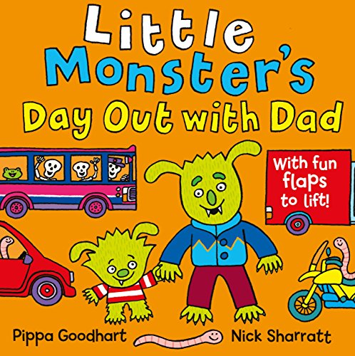 Little Monster's Day Out With Dadの詳細を見る