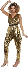 California Costumes Women's 70'S Glitz N Glamour - Adult Costume Adult Costume, Gold, Small