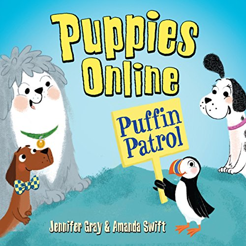 Puppies Online: Puffin Patrol cover art