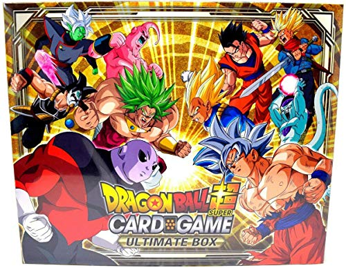 Dragonball Super Card Game - Ultimate Box - EN