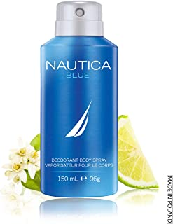 Nautica Blue Deodorant Spray for Him, 150 ml
