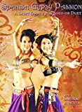 Spanish Gypsy Passion Belly Dance DVD