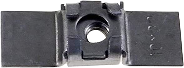 10 Pack 10-32 Floating Cage Nut - Weld Nuts with a Floating Cage Nut for Misaligned Holes