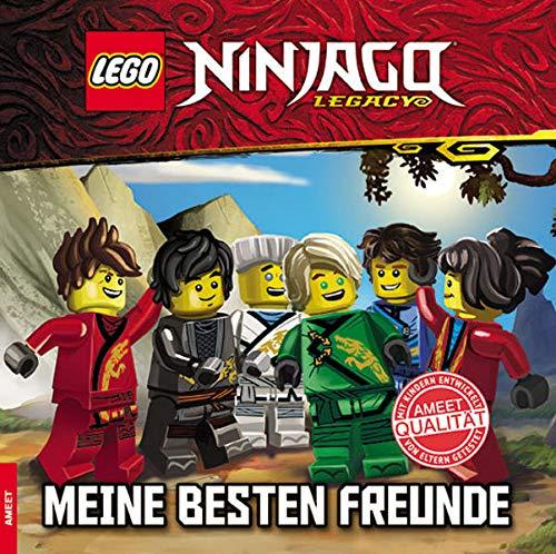 LEGO® NINJAGO®. Meine besten Freunde (Die Abdeckung kann variieren)