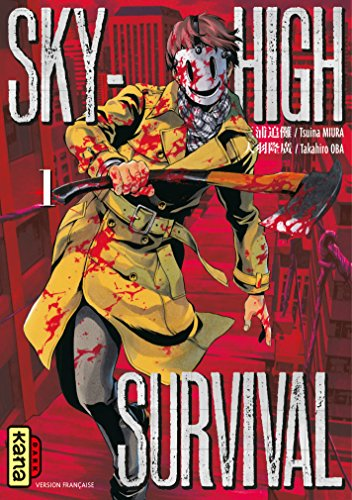 Sky-high survival - Tome 1 (French Edition)