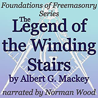 The Legend of the Winding Stairs audiobook cover art