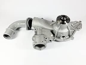 OAW F5930 Engine Water Pump for Ford Excursion Pickup F250 F350 F450 F550 E350 F59 VAN E 7.3L Powerstroke Diesel 1996-2003