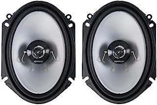 Kenwood KFC‑C6866S 6x8 2‑Way 250 Watt Car Stereo Speakers - Pair photo