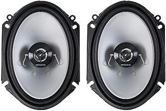 Kenwood KFC-C6866S 6x8 2-Way 250 Watt Car Stereo Speakers - Pair