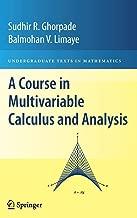 A بطبيعة الحال في multivariable التفاضل والتكامل و التحليل (undergraduate texts في الرياضيات)