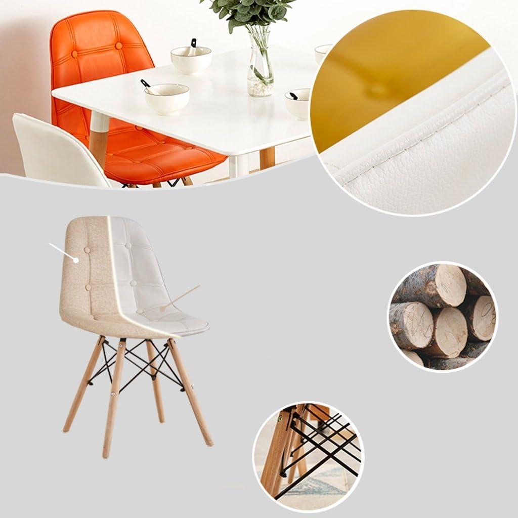HXF- Chaise de Bureau étude Moderne Minimaliste créative Durable (Color : C) C