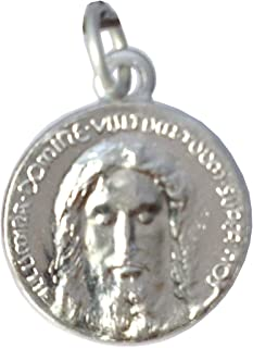 Lot of Medals of The Holy Face Shroud of Jesus Christ - Real Italian Masterpiece