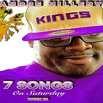 7 Songs on Saturday Week 15
