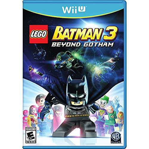 LEGO Batman 3: Beyond Gotham - Wii U by Warner Home Video - Games