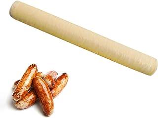 セージケーシング 手作り ソーセージ・ウインナー用 手作りウインナー用 天然大豆製 ローストソーセージ 香腸用 塩漬 ソーセージ ウインナー用 14m 20mm