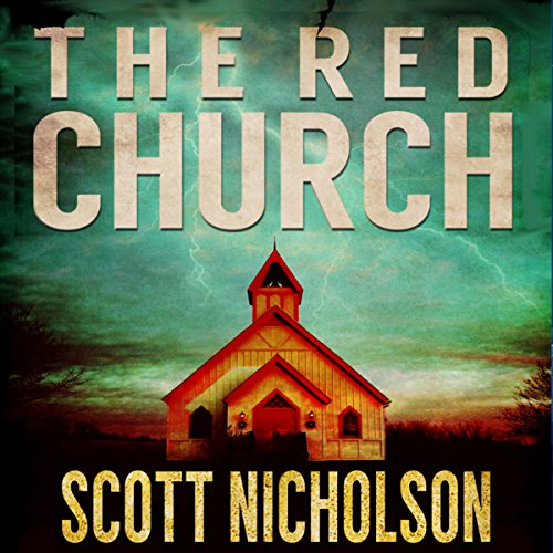 The Red Church: A Supernatural Thriller audiobook cover art