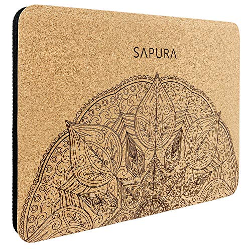 Sapura Yoga-Pad Kniekissen