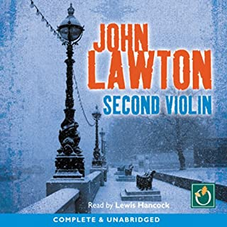Second Violin audiobook cover art
