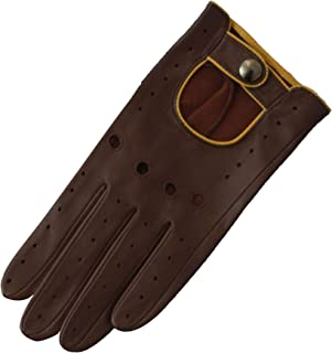 Eastern Counties Leather Womens/Ladies Driving Gloves