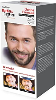 Best godefroy barbers choice beard and mustache color Reviews