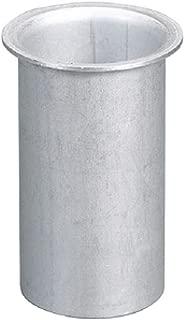 Moeller Drain Tube 1 x 2-1/4 inches, Aluminum
