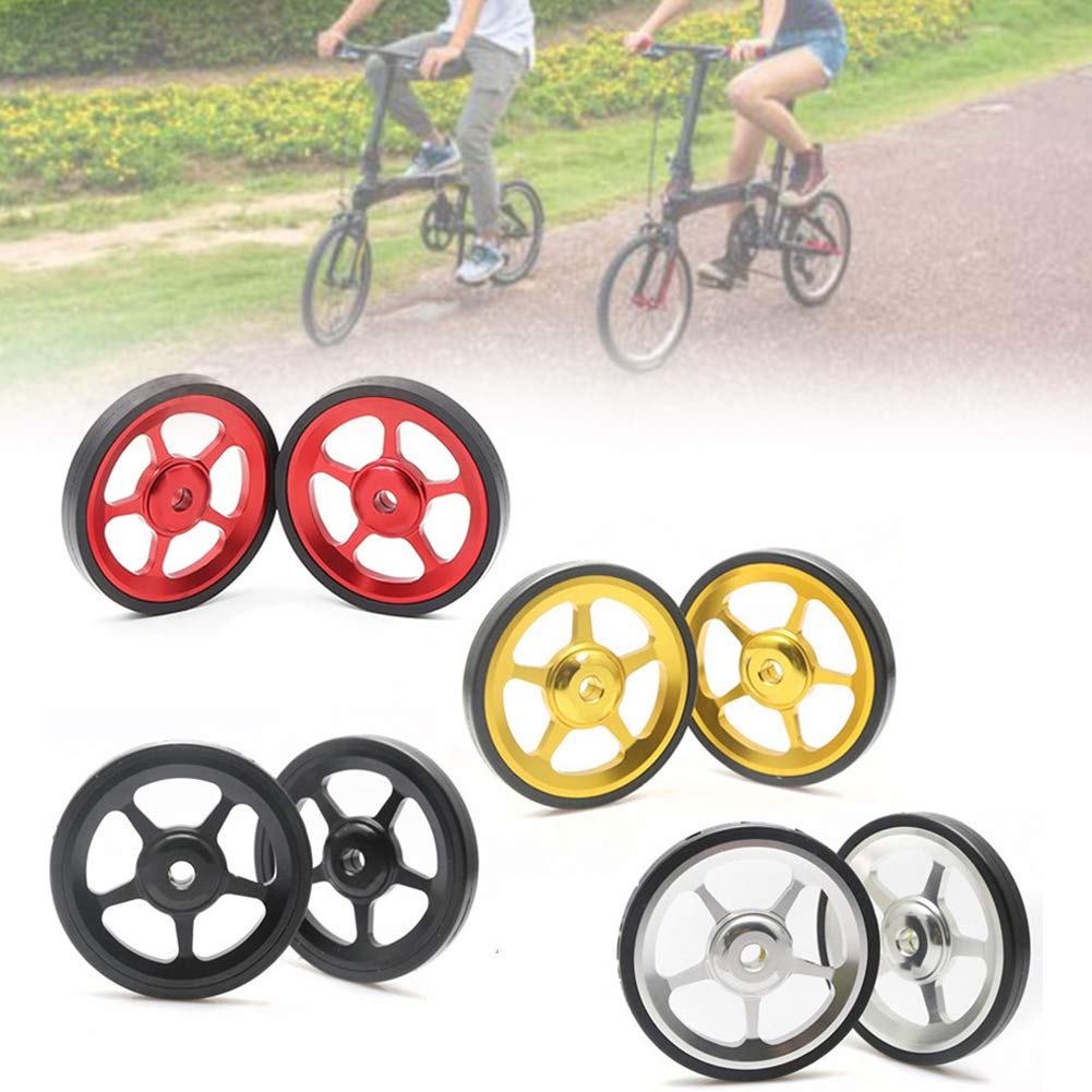 MCLseller - 2 Ruedas Easy Wheels para Bicicleta Super Light ...