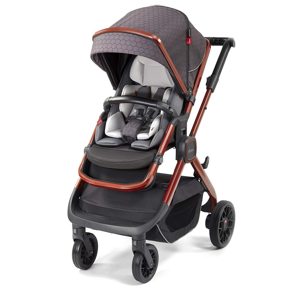 Diono Quantum2: 3-in-1 Luxury Multimode Baby Stroller! 7.41 (REG: 9.99) at WOOT!