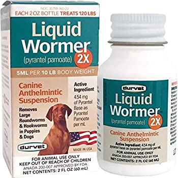 Best liquid wormer for puppies Reviews