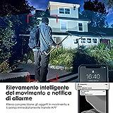 Zoom IMG-2 iegeek telecamera wifi esterno 1080p