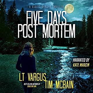 Page de couverture de Five Days Post Mortem (A Gripping Serial Killer Thriller)