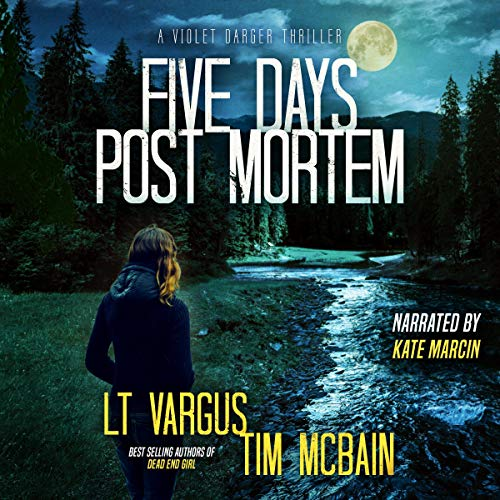 Page de couverture de Five Days Post Mortem (A Gripping Serial Killer Thriller)