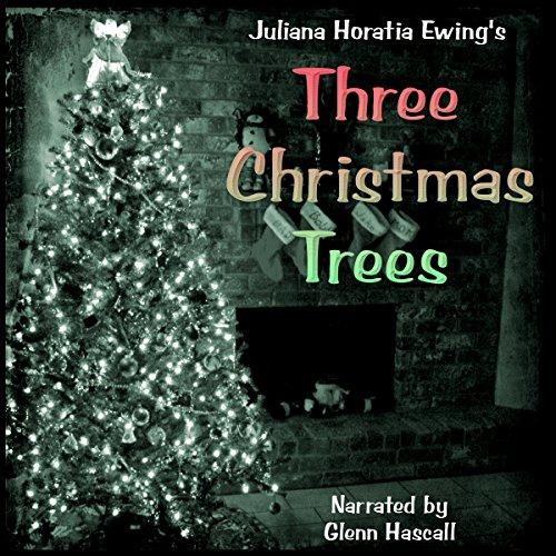Page de couverture de Three Christmas Trees